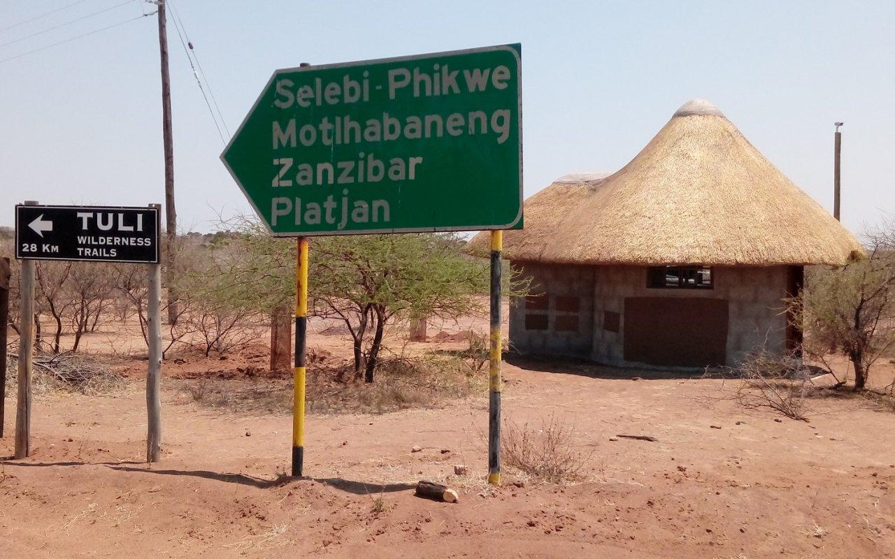 On the road to Tuli Block – Voyage au Limpopo