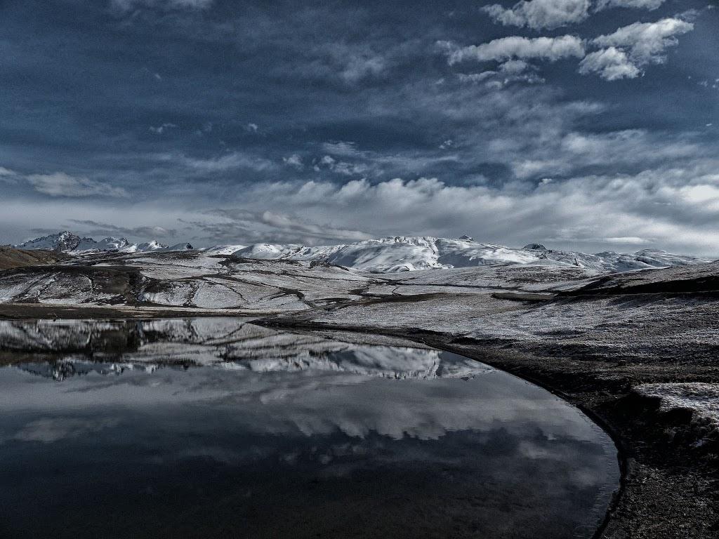 Lagune à la Cumbre – Bolivie