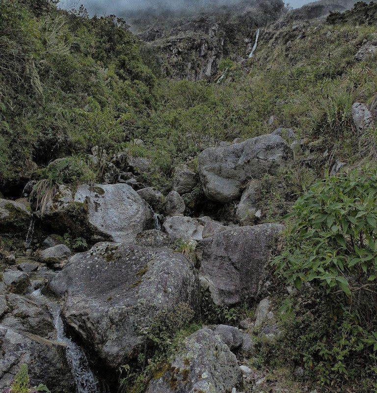 Aux abords de Challapampa – Bolivie