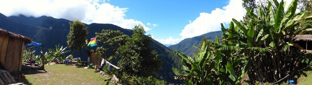 Village de San Francisco – Bolivie