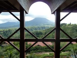 Hôtel chalet – région du Volcan Arenal au Costa Rica