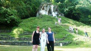 Visite de Palenque avec la guide Cathy – Chiapas, Mexique