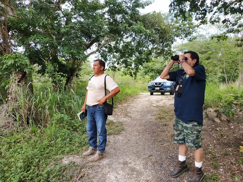 Pancho et Aurelio – Calakmul, voyage Mexique
