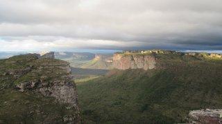 Panorama depuis le Morro do Pai Inacio – Chapada Diamantina