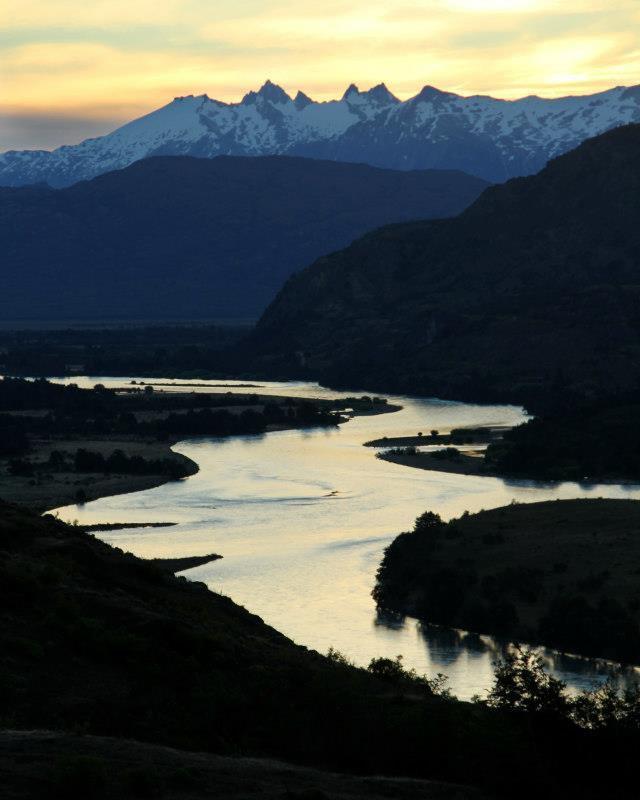 Panorama, route vers Tortel – Patagonie Chili