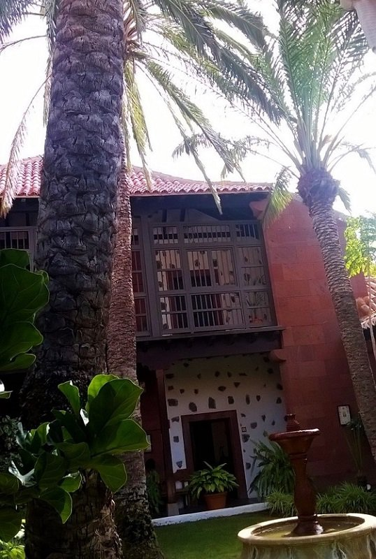 Parador de La Gomera, Canaries