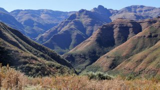 Parc du Tsehlanyane – Lesotho