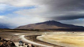 Paysage de Bolivie – Excursion 4×4 Sud Lipez