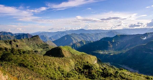 Cauca, Tierradentro