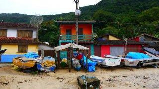 Pêcheurs de Piscinagaba