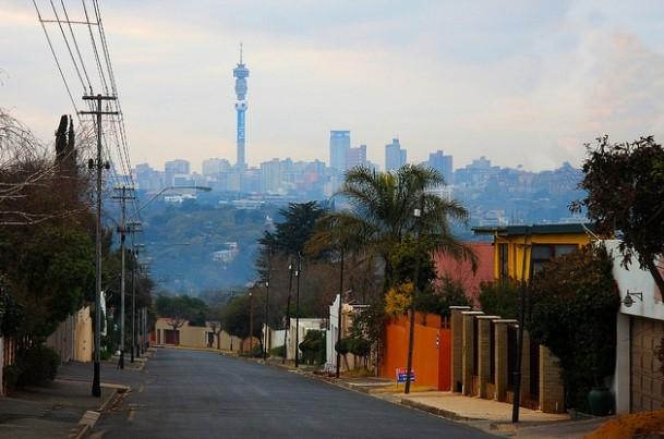 Quartier de Melville à Johannesburg – Afrique du Sud