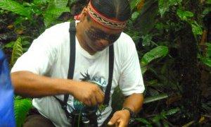 En quête de l´esprit de la forêt – Equateur
