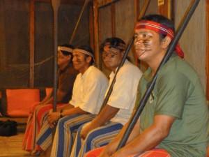 La communauté Achuar – Equateur