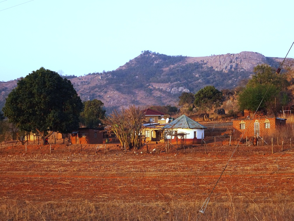 Chefferie traditionnelle au Swaziland