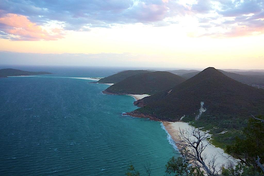 Baie de la péninsule – Port Stephens, Australie
