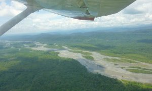 Les fleuves de l´Amazonie en Equateur