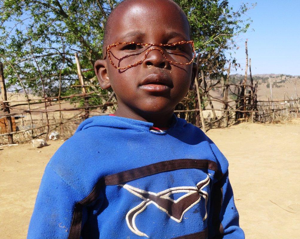 Dernières lunettes à la mode