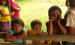 Premières rencontres avec le peuple Achuar