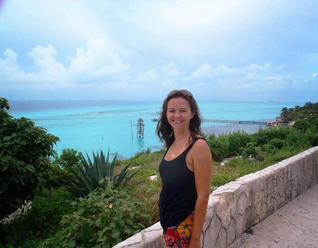 Sandra, Isla Mujeres et Holbox – Mexique
