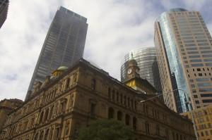 Sydney – Queen Victoria Building – Australie