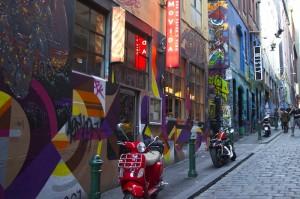 Melbourne (Street Art) – Australie
