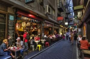 Melbourne bars – Australie