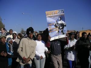 Journée de la jeunesse – Soweto – Afrique du Sud