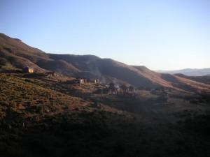 Circuit sur mesure au Lesotho