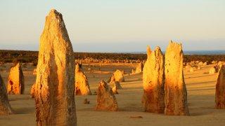 Pinnacles – Indian Ocean Drive en Australie © totalja