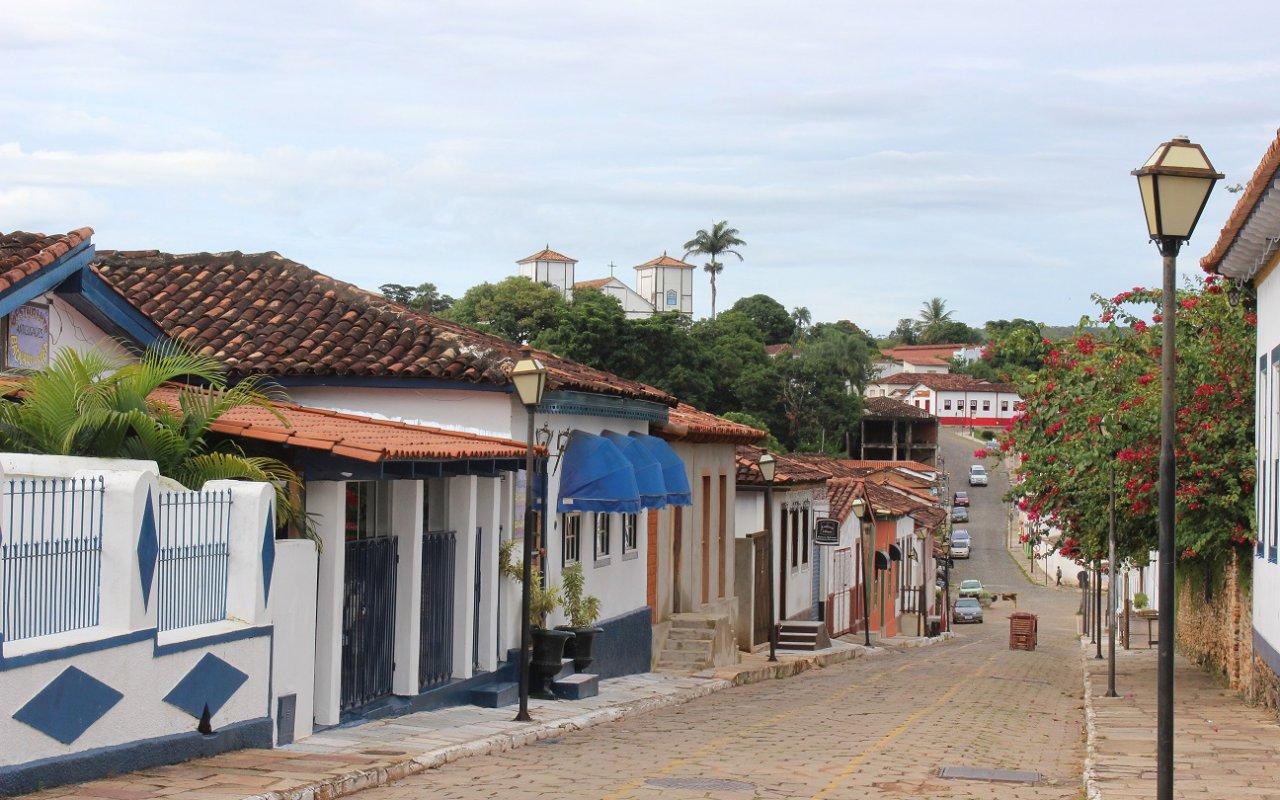 Pirenópolis, centre-Brésil