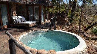 Piscine privée du Dulini Lodge – Parc Kruger