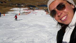 Piste de ski à Afriski
