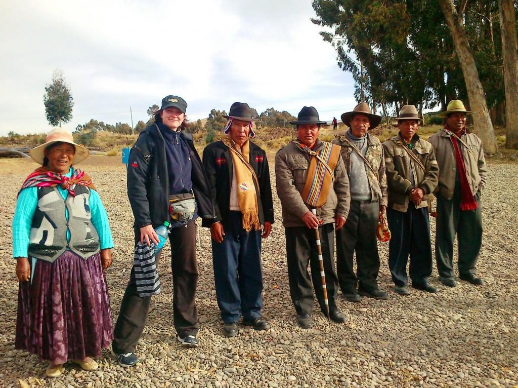 Plage de Chuquiñapi – Bolivie