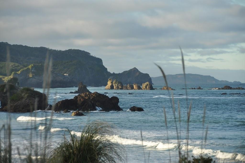La plage de l'hôtel Cliff Preserve