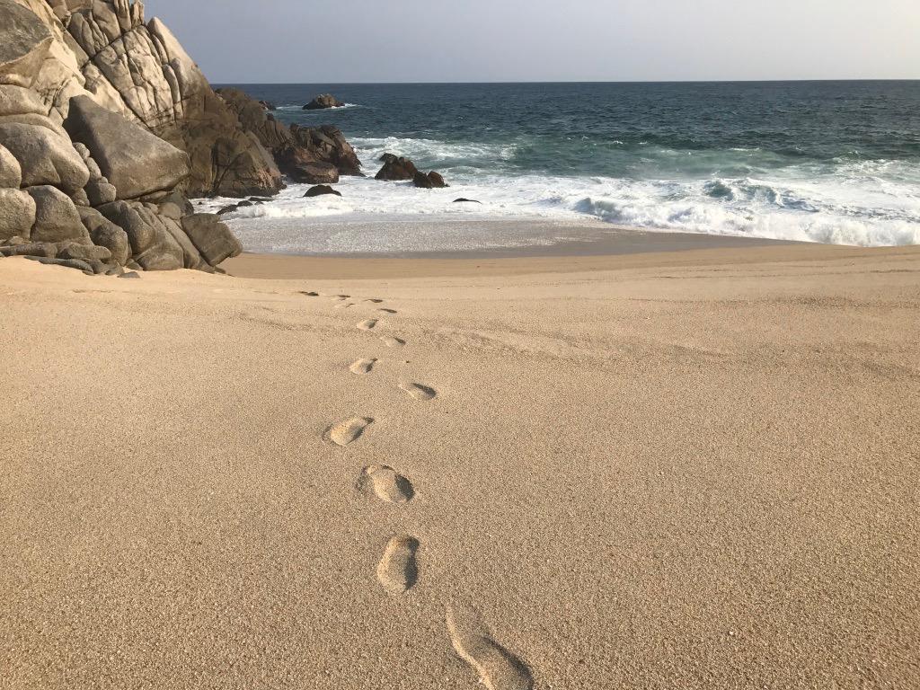 plage Oaxaca – road trip au Mexique