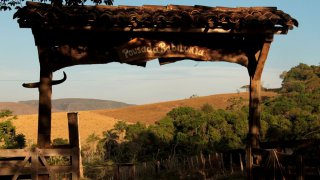 Tourisme dans la région du Minas Gerais au Brésil