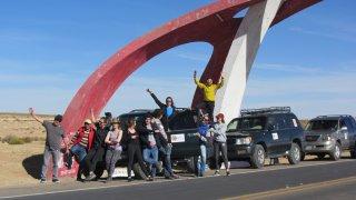 Prêts à découvrir le far west bolivien !