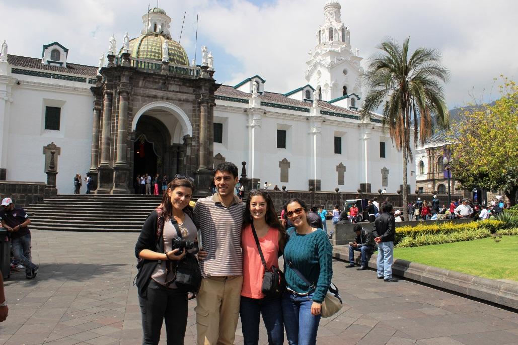 Quito, centre historique – Equateur