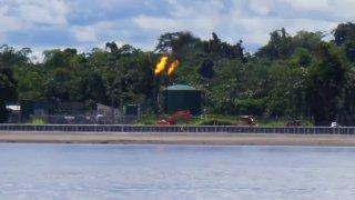 Raffinerie – Amazonie équatorienne
