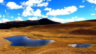 Randonnée Cordillère Royale, Bolivie