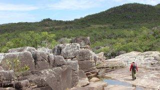 Randonnée dans les canyons – Chapada dos Veadeiros
