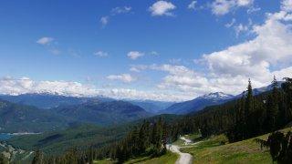 Randonnée dans les environs de Whistler – Voyage Squamish – Terra Canada