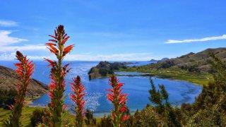 Randonnée sur les îles du Lac Titicaca