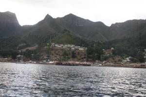 île Robinson Crusoé au Chili