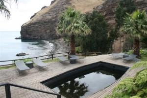 Hôtel sur l`île Robinson Crusoé – Chili