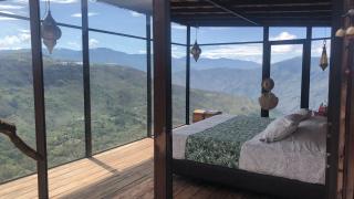 Chambre Refugio la Roca Colombie