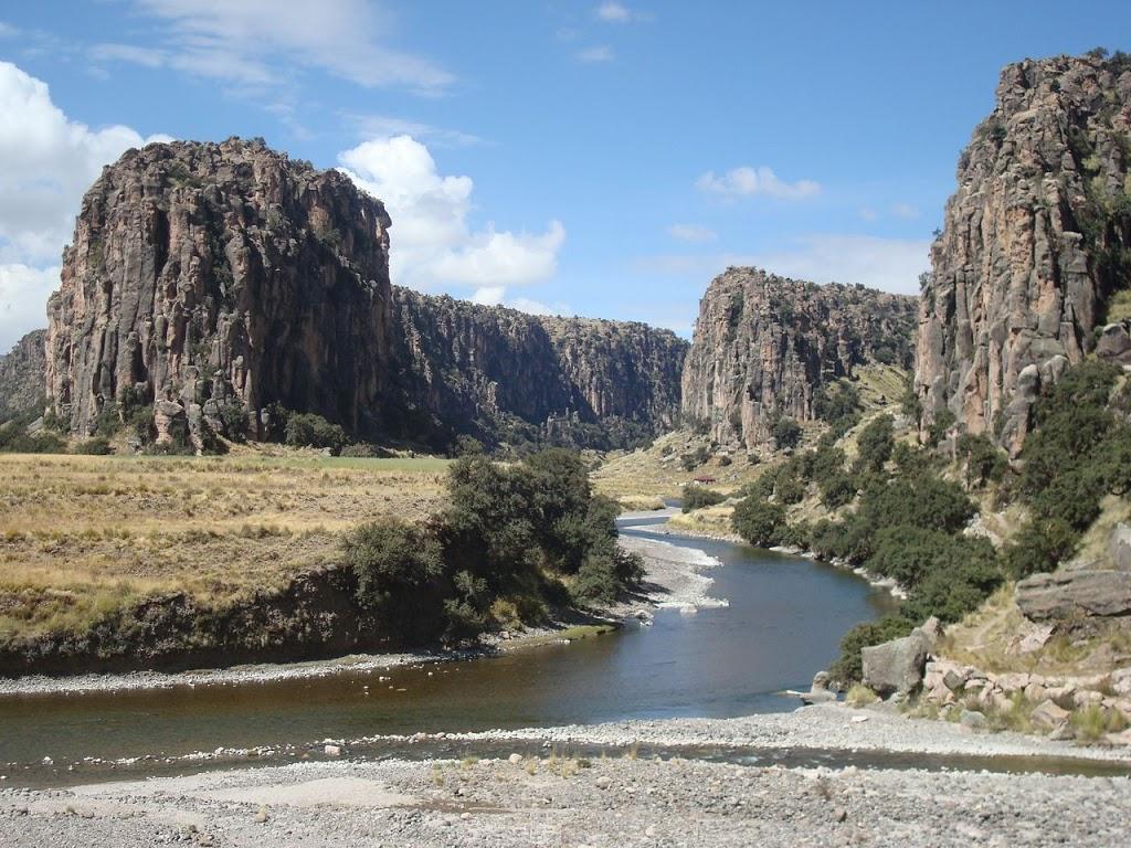 Région d'Arequipa – Voyage au Pérou