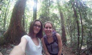 Randonnée – réserve Indio Maiz – Nicaragua