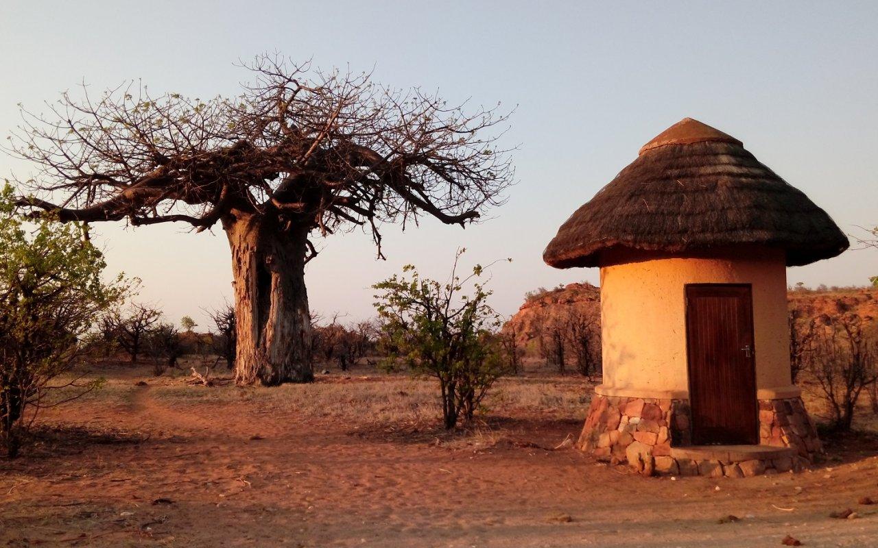 Restcamp de Mapungubwe – Voyage au Limpopo