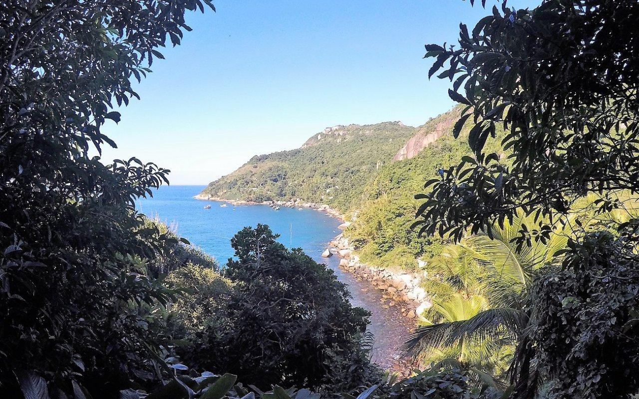 Retour à la Ponta da Joatinga